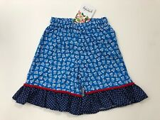 NWT PERSNICKETY Summer Celebration Floral Mae Shorts Size 7 Years