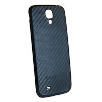 Samsung Galaxy S4 i9500 Backcover Akkudeckel Carbon Design Slim Case  Neu