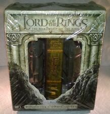 Lord of the Rings Fellowship of the Ring (2002, Canada) Collector's Gift Set NEW
