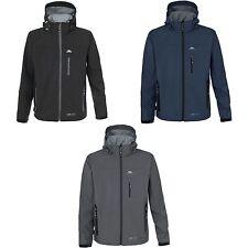 Trespass Hip Length Polyester Zip Men's Coats & Jackets
