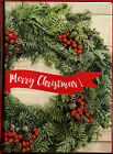 NEW SEALED Box 14 Christmas Cards and Envelopes, Holidays, Greetings