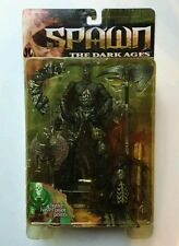 The Dark Ages Series 14 SPAWN THE BLACK HEART Figure McFarlane Toys