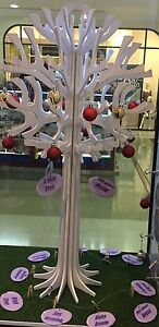 No Mess Christmas Tree 73 cm tall wooden Pear Tree Party Ornament Decoration