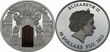 10 Dollar 2012 - Fiji - Temple Gates II - Kori Agung  Nur 999 Stück