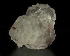 """3.5"""" Fine Sharp Clear Shiny Modified Cubic FLUORITE Crystals Russia for sale"""