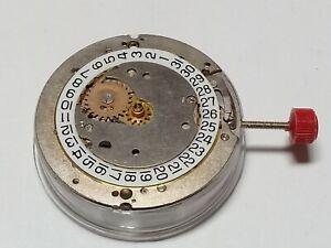 EB 8810 - Sweep Second - Date - Swiss - NOS. Unused. 13.5''' c1970 (JC332)