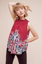 NWT Anthropologie Dominica Swing Top, by Deletta - size S