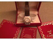 Orologio Watch Montre 21 Must Cartier bellissimo completo (box, doc. e garanzia)
