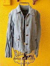 """Women's""""RALPH LAUREN""""Jean CO Denim Jean Logo Pockets Jacket size M Super Cute!"""