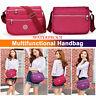 Fashion Women's Bag Waterproof Travel Nylon Handbag/Crossbody Bag/Shoulder Bag