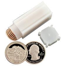 2012 Denali Proof Quarters Roll of 40 San Francisco Mint Quarter keeper