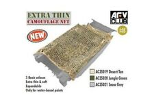 AFV Club AC35020 1/35 	Extra Thin Camouflage Net (Jungle Green)