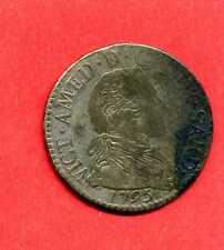 (ET 04) SAVOIE VICTOR AMEDEE III 1795 20 SOLDI