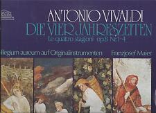 Antonio Vivaldi auf Originalinstrumente  4 Jahreszeiten Collegium Aureum Parnass