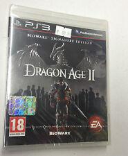 DRAGON AGE II  PS3  NUOVO SIGILLATO