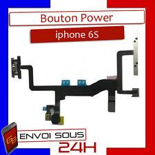 NAPPE FLEX DU BOUTON POWER + VOLUME + VIBREUR + MICRO POUR IPHONE 6S