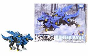 Takara Tomy Zoids Wild  ZW16 Hunter Wolf (M size) Action Figure For Kids