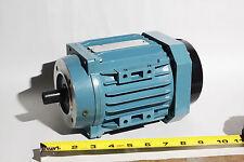 ABB Electric Motor  M2AA71 B-6    460v .3 kW    1090 rpm     Warranty