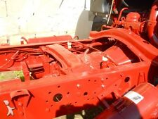 Chassis Paint - Satin - Iveco Red - 2.5 Ltr