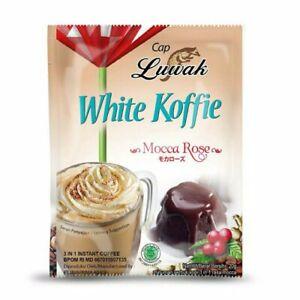 18/10 Sachet Luwak White Coffee 3In1 All variant