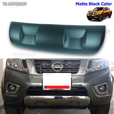Front Cladding Under Bumper Cover For Nissan Frontier Navara Np300 D23 UTE 16 17
