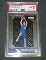 Luka Doncic Panini Prizm Rookie Card PSA 10 #280 NOT SILVER MAVERICKS