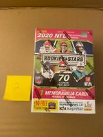2020 NFL Panini Rookies and Stars Football Trading Cards Blaster Box Sealed