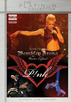 Pink: Live from Wembley Arena - London, England DVD (2014) Pink cert E