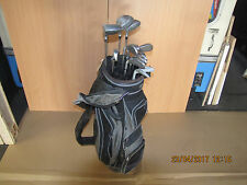 set of golf clubs right hand drivers and irons set 7