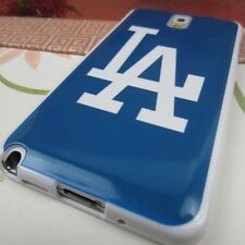 Samsung Galaxy Note 3 III TPU Gel Rubber Skin Case Cover Los Angeles LA Dodgers