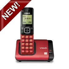 How Smart & Great RED Cordless SP Phone  Excellent Sound +/-Vol for magic jack
