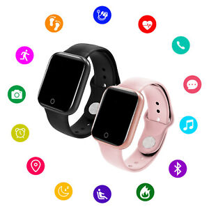 MSD20 Smart Watches Band Bluetooth Fitness Tracker Bracelet for Android iPhone