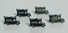 JW.org lapel pin 5 pack, sound car