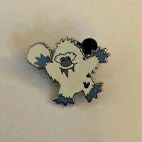 Disney WDW 2011 Hidden Mickey Series Pin Cute Yeti Collection Snowball