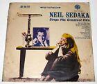 Chinese NEIL SEDAKA Sings His Greatest Hits LP Record