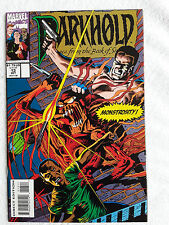 Darkhold: Pages from the Book of Sins #13 (Oct 1993, Marvel) Nm