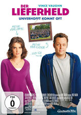 DVD * DER LIEFERHELD - UNVERHOFFT KOMMT OFT ~ Vince Vaughn # NEU OVP +