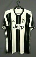 Juventus shirt 2016 2017 Home adidas jersey maglia White/black MENS AI6241 ig93