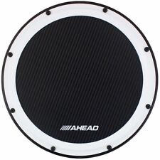 New Ahead AHSHP 14 inch S-Hoop Marching Snare Drum Practice Pad with Snare Sound