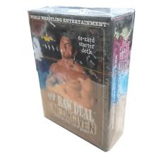 Wwe Raw Deal Unforgiven Batista Starter Deck