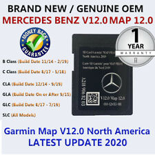 Mercedes Benz Navigation Sd Card A2189068203 Garmin Pilot Gps 2019 2020 (Fits: Mercedes-Benz)