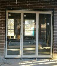 2 sets bi-fold doors