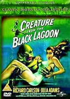 CREATURE FROM THE BLACK LAGOON RICHARD CARLSON UNIVERSAL UK DVD NEW