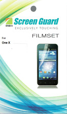 Screen Protector for HTC One X Edge XL Clear