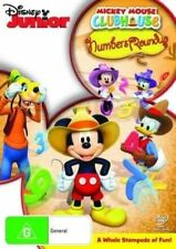 Mickey Mouse Clubhouse - Numbers Roundup (DVD, 2011)