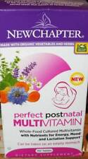 New Chapter Perfect Post Natal Whole Food Multivitamin Supplement - 192 Tablets