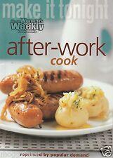 After-Work  The Australian Women's Weekly  2002  Make it Tonight  Mini Cookbook