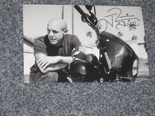 Sons of Anarchy THEO ROSSI Signed 4x6 Photo JUICE AUTOGRAPH 1A