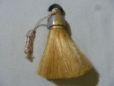 Vintage Wooden Figural Napoleon Bonaparte Clothing Brush Novelty Vanity Shaving
