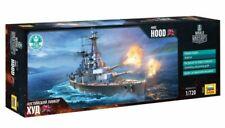 1/720 Battleship hood (Zvezda)